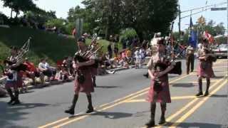preview picture of video 'RLPB 2012 Memorial Day Parade Morris Plains NJ'