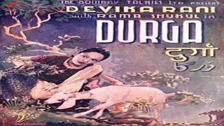 Durga 1939  Hindi Full Movie  Vishnupant Aundhkar Saroj Borkar Enver  Hindi Classic Movies