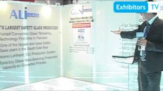 preview picture of video 'Gunj Glass Works Ltd. at PEEF 2012 (Exhibitors TV Network)'