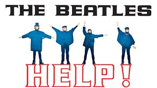 The Beatles - Help! [1 HOUR]