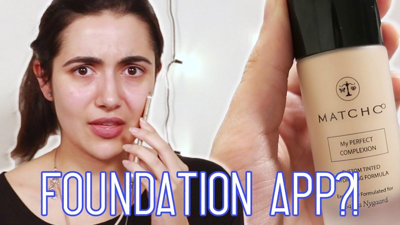 I Got Custom Foundation From An App thumbnail