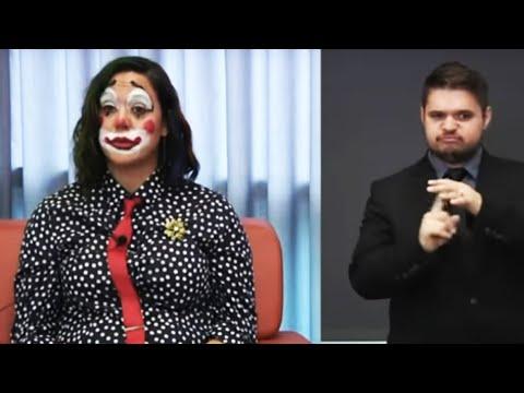 Sad COVID Clown Breaks Pandemic News