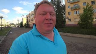 Визит в Красноярск, Сплав по Мане, Манский Роман ч.2