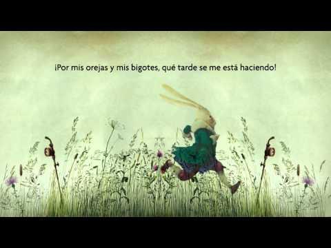 """Presentación de """"Alicia en el país de las maravillas"""", de Lewis Caroll, ilustrado por Rébecca"""