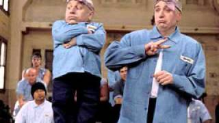 Dr. Evil and Mini Me - Hard Knock Life w/ lyrics