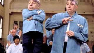 Dr. Evil and Mini Me - Hard Knock Life w/ lyrics