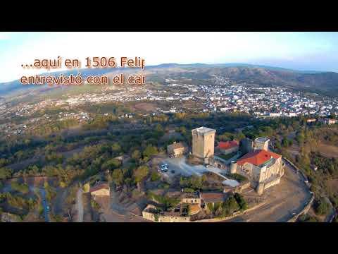 La Fortaleza de Monterrei.HD-4K