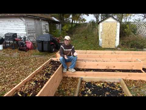 Video Raised Bed Questions and Answers