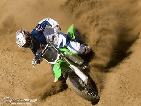 2008 Kawasaki KX250F in Missoula, Montana