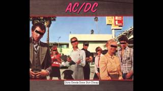 AC/DC - Dirty Deeds Done Dirt Cheap - Ain't No Fun (Waiting 'Round to Be a Millionaire) HD
