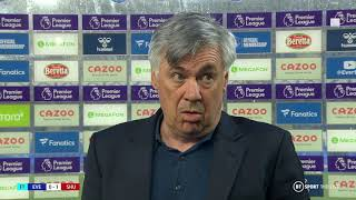 """""""We have to feel embarrassed!"""" Ancelotti left stunned by ANOTHER home defeat for Everton"""