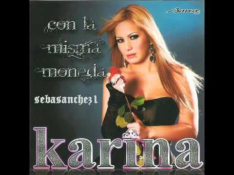 Él no me contestó - Karina