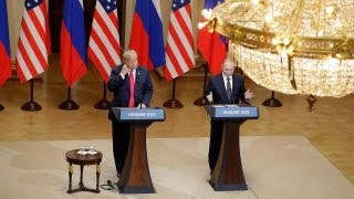 Trump's performance at Putin press conference was disappointing: Gen. Keane