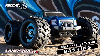 Redcat Landslide XTE RC Monster Truck - 1:8 Brushless Electric Truck