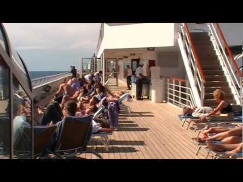 Cruise met de Costa Magica 2010