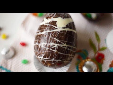 Πως να φτιάξετε σοκολατένια αυγά