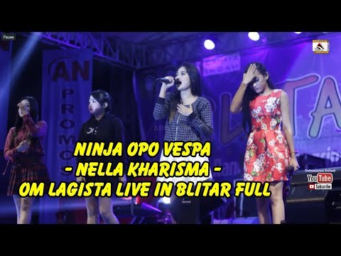 Download Ninja Opo Vespa Nella Kharisma Om Lagista Live In Pipp Blitar Full Album