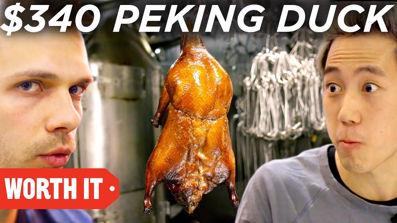 $2 Peking Duck Vs. $340 Peking Duck thumbnail