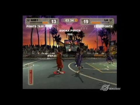 and 1 streetball xbox iso