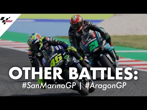 The other battles you missed! | 2019 #SanMarinoGP #AragonGP