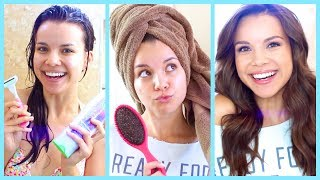 My Shower and Hair Routine!