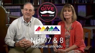 #RebelsGive: Latinx Voices of Southern Nevada