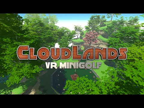 Cloudlands : VR Minigolf - Trailer thumbnail