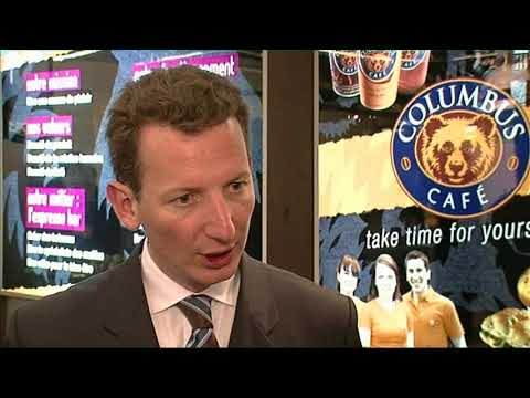 Archive 2008 – Interview du franchiseur Columbus Café