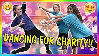 DANCING FOR CHARITY | We Are The Davises