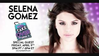 Selena Gomez Radio Disney Takeover 04/08/2010 (Part 1)