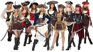 10 Best Pirate Halloween Costume Ideas For Women
