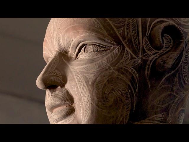 Живий погляд скульптур