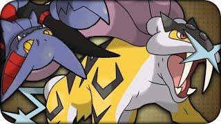 Pokemon Sun and Moon UU Showdown Live: BreakNeck Blitz Raikou Raikou + SD Facade Gliscor