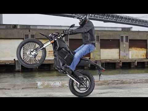 Zero FX off-road Electric Motorcyle Review