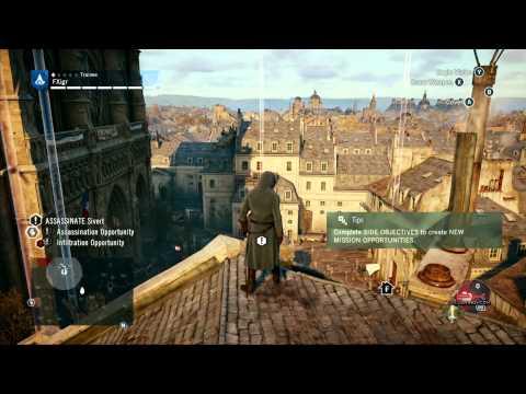 Эксклюзивный летсплей Assassin's Creed: Unity (Единство, пятничный стрим twitch.tv/fxigr1)