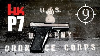 H&K P7: The most well-designed, obsolete pistol? (Feat. Josh Mazzola, USPSA Grand Master)