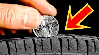 6 Signs You Need New Tires