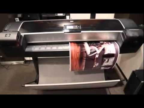 HP Designjet Z5200ps Z6200 Reseña