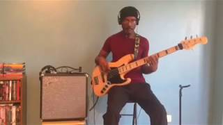 Bass cover: The Jackson 5, Corner Of The Sky