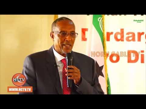 Madaxweynaha Somaliland Oo Furay Kulan Lagu Dardargelinayo Hawlaha Xukuumadda