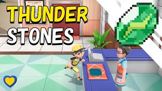 HOW TO GET Thunder Stone in Pokémon Let's Go Pikachu & Eevee