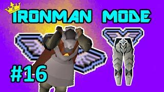 Unlocking Piety - Ironman Mode Progress - OSRS [16]