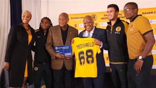 Medshield Launch Video Amakhosi4Life