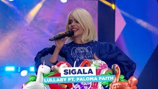 Sigala - 'Lullaby' Ft. Paloma Faith (live At Capital's Summertime Ball 2018)
