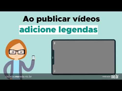Imagem de capa do vídeo -  Acessibilidade na Web: adicione legendas aos seus vídeos