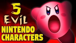 5 Nintendo Characters You Didn't Realize Were Evil