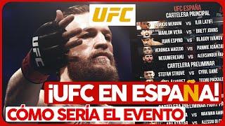 ¡¿UFC ESPAÑA?! | ¿Quién debe pelear?