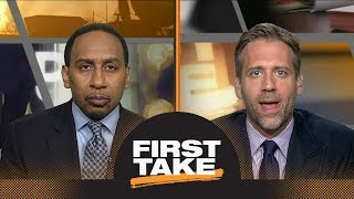 How does Warriors sweeping Cavaliers affect LeBron James' legacy? | First Take | ESPN - dooclip.me