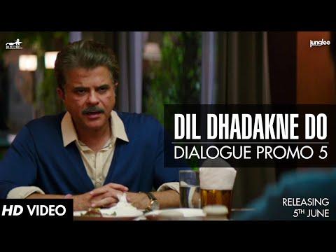 Dialogue Promo 5 | Dil Dhadakne Do | In Cinemas 5th June