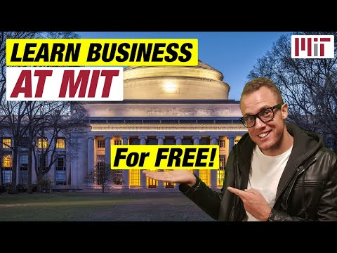 Online Learning: Where to Find Free MIT Courses? - YouTube